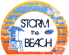 Storm The Beach Logo